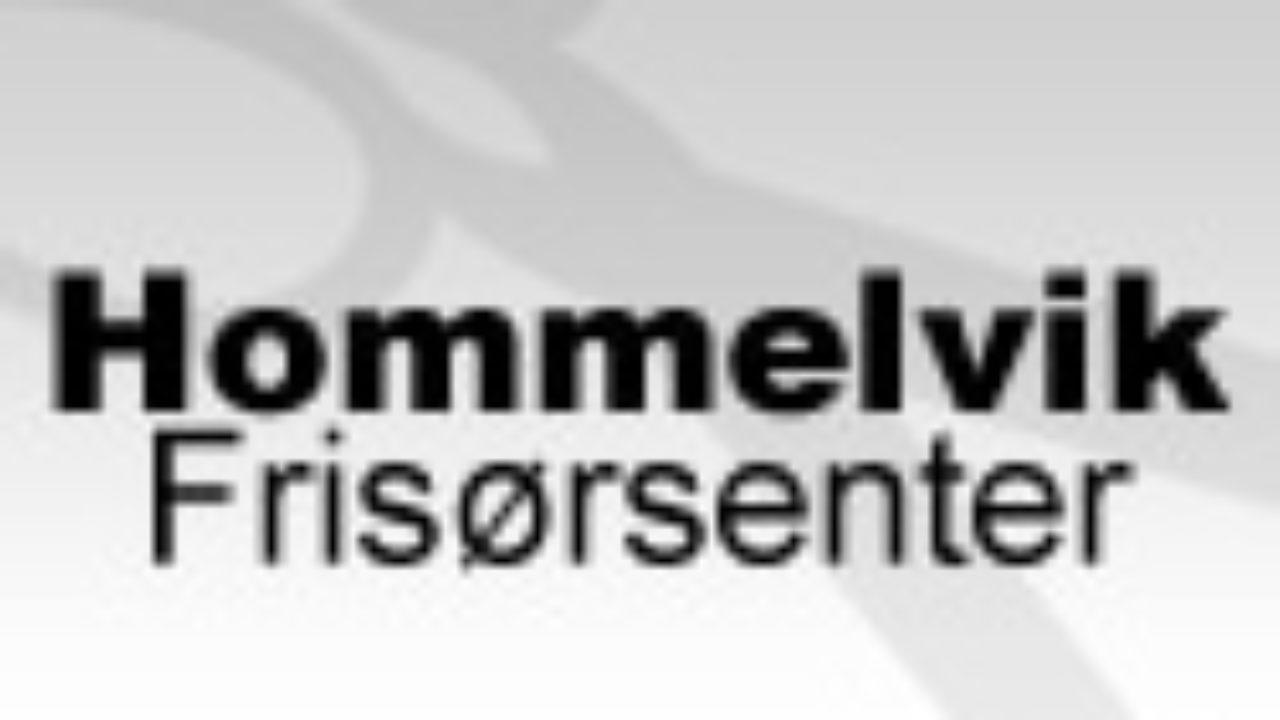 hommelvik-frisorsenter-logo